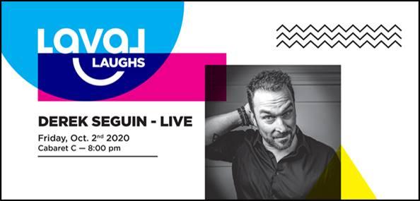 Derek Seguin Live