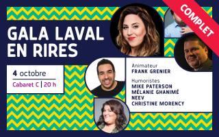 Gala Laval en Rires