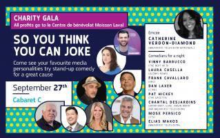 So You Think You Can Joke - Charity Gala